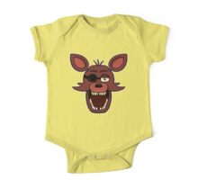 Five Nights at Freddy's - FNAF - Foxy  One Piece - Short Sleeve