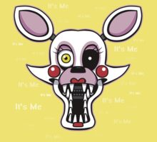 Five Nights at Freddy's Freddy - FNAF 2 - Mangle - It's Me Kids Tee