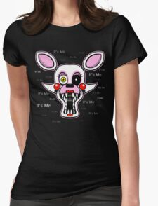 Five Nights at Freddy's Freddy - FNAF 2 - Mangle - It's Me Womens Fitted T-Shirt