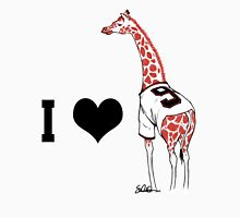 I ♥ Belt Giraffe (Version 2) T-Shirt