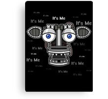 Five Nights at Freddy's - FNAF - Endoskeleton - It's Me Canvas Print
