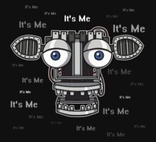 Five Nights at Freddy's - FNAF - Endoskeleton - It's Me Baby Tee