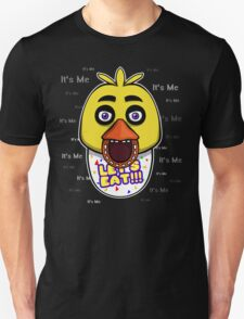 Five Nights at Freddy's - FNAF - Chica - It's Me Unisex T-Shirt