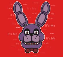 Five Nights at Freddy's - FNAF - Bonnie - It's Me One Piece - Short Sleeve