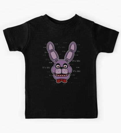 Five Nights at Freddy's - FNAF - Bonnie - It's Me Kids Tee