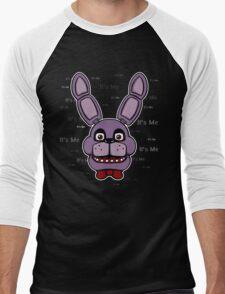 Five Nights at Freddy's - FNAF - Bonnie - It's Me Men's Baseball ¾ T-Shirt
