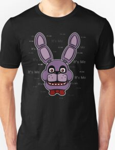 Five Nights at Freddy's - FNAF - Bonnie - It's Me Unisex T-Shirt
