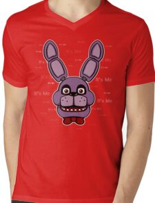 Five Nights at Freddy's - FNAF - Bonnie - It's Me Mens V-Neck T-Shirt