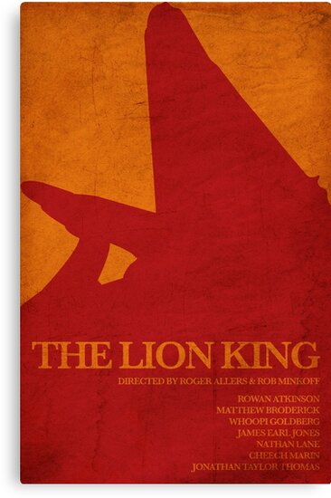 The Lion King by jnewt