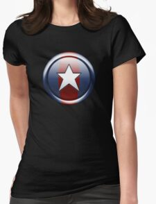 City of Heroes - Statesman Womens Fitted T-Shirt