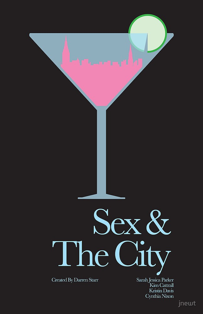 Sex and the City by jnewt