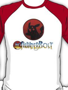Thunder, Thunder, Thunderbolt! POKEMON/THUNDERCATS MASH UP T-Shirt
