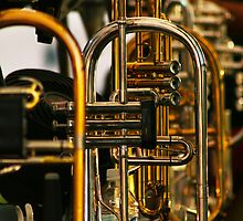 Trumpets by Christopher Herrfurth