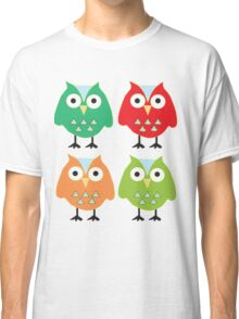 Cute owls Classic T-Shirt