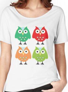 Cute owls Women's Relaxed Fit T-Shirt