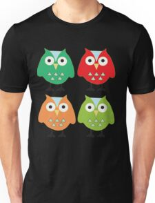 Cute owls Unisex T-Shirt