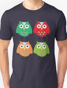 Cute owls Unisex T-Shirt
