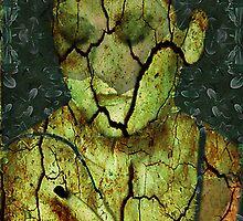 Broken - (Image, Poem, Music) by Rhonda Strickland
