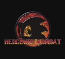 Mortal Hedgehog! MORTAL KOMBAT/SONIC THE HEDGEHOG MASH UP by Firenutdesign