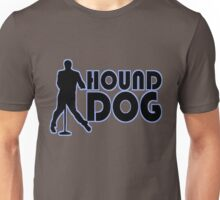 HOUND DOG with fill Unisex T-Shirt