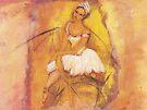 Pretty Ballerina by Karen Gingell
