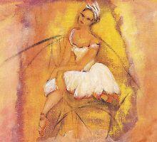 Pretty Ballerina by Kargin