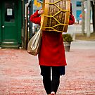 Drummer Girl by Sue Ratcliffe