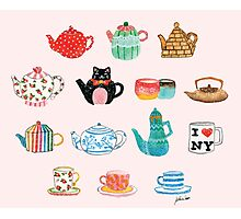 Tea Time Photographic Print