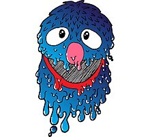 Melty Friend, Grover Photographic Print