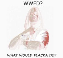 What Would Flacka Do? Kids Tee
