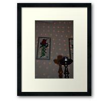 Hookah Framed Print