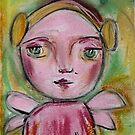 FAIRY FRIEND by Barbara Cannon  ART.. AKA Barbieville