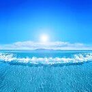 Tropical Sea by Bruno Beach