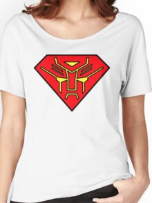 Superbot Women's Relaxed Fit T-Shirt