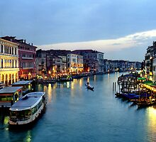 Venice Evening 2 by Larry3
