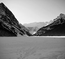 Lake Louise, Alberta, Banff National Park by Ryan Davison Crisp