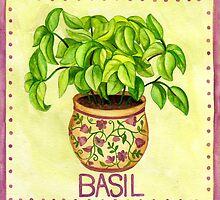 Basil by tiffanybudd