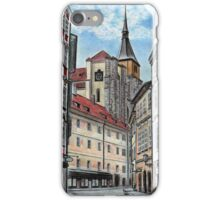 Church of St Giles iPhone Case/Skin