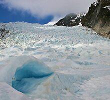 fox glacier I  south westland  nz by rina  thompson