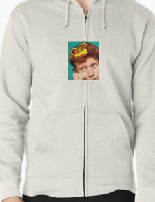 King Krule Zipped Hoodie