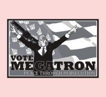Vote Megatron One Piece - Short Sleeve