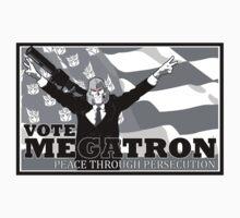 Vote Megatron Baby Tee