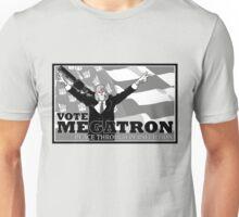 Vote Megatron Unisex T-Shirt