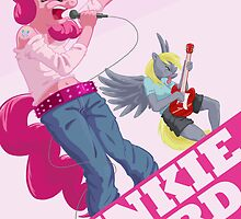 Pinkie Hard by jakneurotic