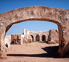 The ruins of Star Wars by raniapapak