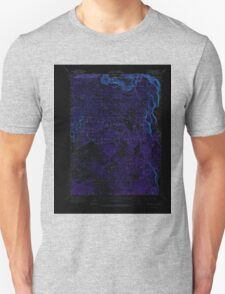 USGS Topo Map California South Mountain 301749 1962 62500 Inverted T-Shirt
