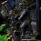 Pura Dalem Agung Batur by Chris Westinghouse