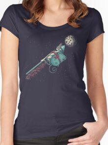 The Cheese Cracker Women's Fitted Scoop T-Shirt