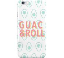 It's a long way to the top if you want to guac and roll... iPhone Case/Skin