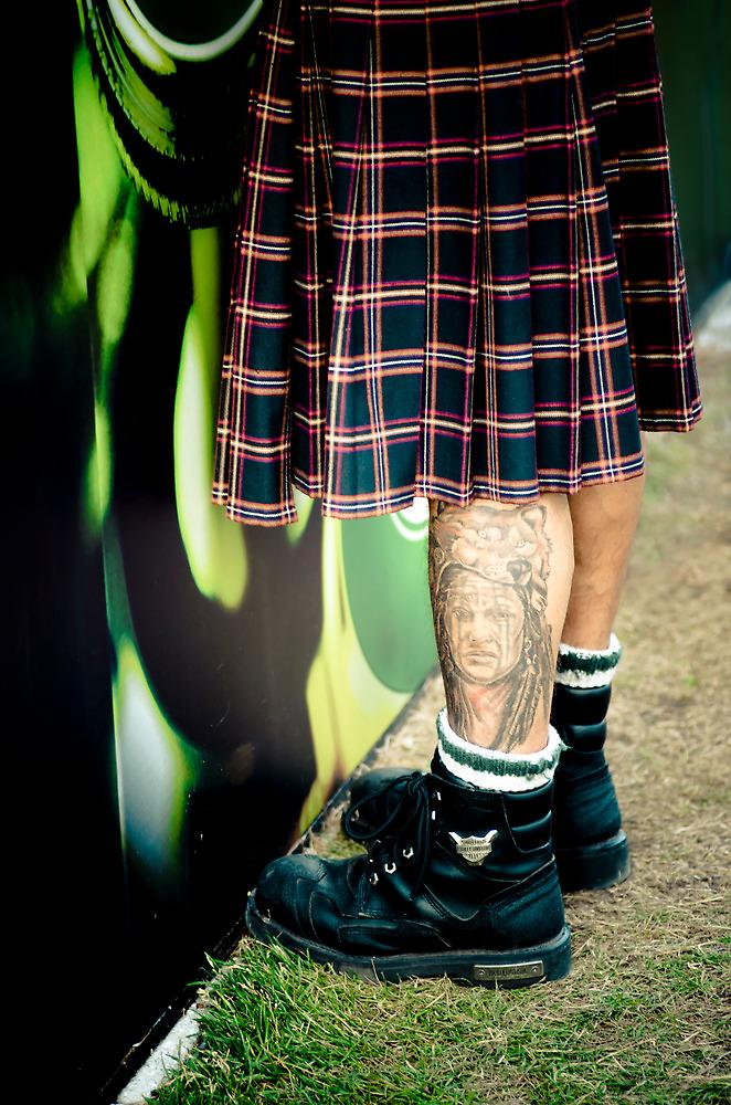 Only Real Men Wear Kilts by Johanne Brunet